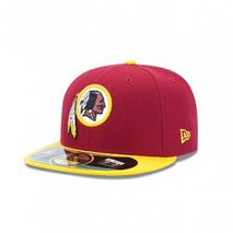 New Era NFL WASHINGTON REDSKINS Authentic On Field 59FIFTY Game Cap