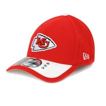 New Era NFL KANSAS CITY CHIEFS Authentic On Field Sideline 39THIRTY Game Cap