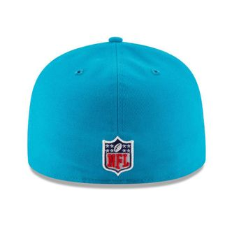 New Era NFL CAROLINA PANTHERS Authentic 2016 On Field 59FIFTY Game Cap – Bild 4