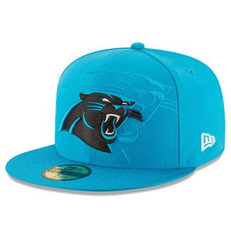 New Era NFL CAROLINA PANTHERS Authentic 2016 On Field 59FIFTY Game Cap – Bild 1