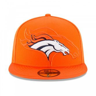 New Era NFL DENVER BRONCOS Authentic 2016 On Field 59FIFTY Game Cap – Bild 2