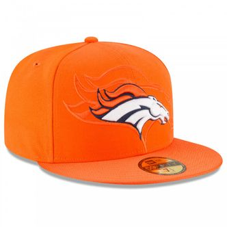 New Era NFL DENVER BRONCOS Authentic 2016 On Field 59FIFTY Game Cap – Bild 3