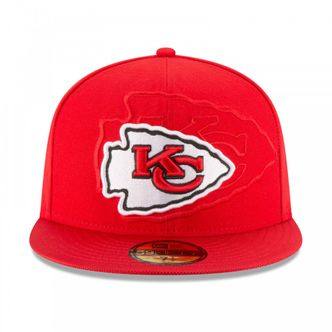 New Era NFL KANSAS CITY CHIEFS Authentic 2016 On Field 59FIFTY Game Cap – Bild 2