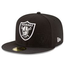 New Era NFL OAKLAND RAIDERS Authentic 2016 On Field 59FIFTY Game Cap