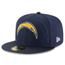New Era NFL SAN DIEGO CHARGERS Authentic 2016 On Field 59FIFTY Game Cap