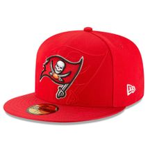 New Era NFL TAMPA BAY BUCCANEERS Authentic 2016 On Field 59FIFTY Game Cap