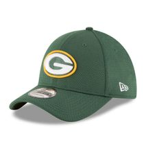 New Era NFL GREEN BAY PACKERS Authentic 2016 On Field Sideline Tech 39THIRTY Game Cap
