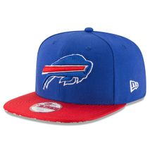 New Era NFL BUFFALO BILLS Authentic 2016 On Field Sideline 9FIFTY Snapback Game Cap