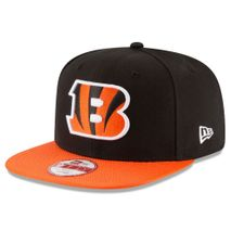 New Era NFL CINCINNATI BENGALS Authentic 2016 On Field Sideline 9FIFTY Snapback Game Cap
