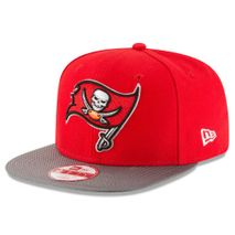 New Era NFL TAMPA BAY BUCCANEERS Authentic 2016 On Field Sideline 9FIFTY Snapback Game Cap