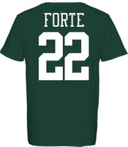 Majestic NFL MATT FORTE #22 - NEW YORK JETS Player T-Shirt