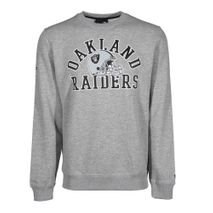 New Era NFL OAKLAND RAIDERS College Crew Sweatshirt