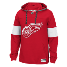 Reebok NHL DETROIT RED WINGS Jersey Pullover