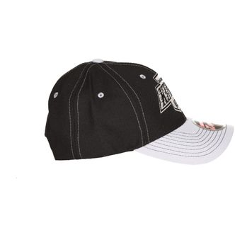 Zephyr NHL LOS ANGELES KINGS Staple Curved Snapback Cap – Bild 2