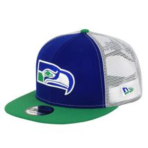 New Era NFL SEATTLE SEAHAWKS Exclusive 9FIFTY Snapback Cap