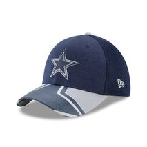 New Era NFL DALLAS COWBOYS Authentic 39THIRTY Draft 2017 Stretch Fit Cap