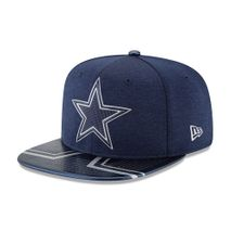 New Era NFL DALLAS COWBOYS Authentic 9FIFTY Draft 2017 Snapback Cap