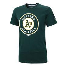 New Era MLB OAKLAND ATHLETICS Roundal T-Shirt