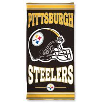 Wincraft NFL PITTSBURGH STEELERS Fiber Strandtuch