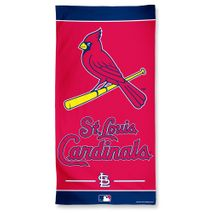 Wincraft MLB ST. LOUIS CARDINALS Fiber Beach Towel