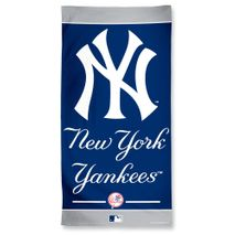 Wincraft MLB NEW YORK YANKEES Fiber Beach Towel