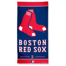 Wincraft MLB BOSTON RED SOX Fiber Strandtuch