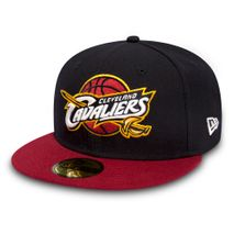 New Era NBA CLEVELAND CAVALIERS Team 59FIFTY Cap