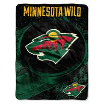 Northwest NHL MINNESOTA WILD Ice Dash Decke