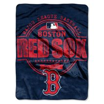 Northwest MLB BOSTON RED SOX Structure Decke