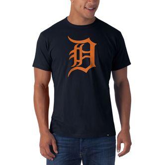 47 Brand MLB DETROIT TIGERS Frozen Rope T-Shirt – Bild 1