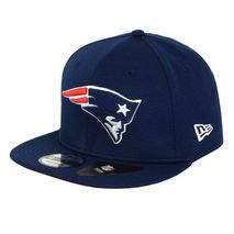 New Era NFL NEW ENGLAND PATRIOTS Training Mesh 9FIFTY Snapback Cap