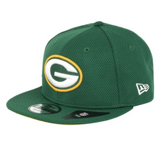 New Era NFL GREEN BAY PACKERS Training Mesh 9FIFTY Snapback Cap – Bild 1