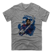 500 Level NHL NEW YORK RANGERS - Henrik Lundqvist SMASH Premium T-Shirt