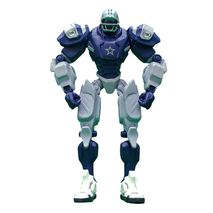 Fox Sports NFL DALLAS COWBOYS Team Cleatus Roboter Action Figur Generation 2.0
