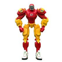 Fox Sports NFL KANSAS CITY CHIEFS Team Cleatus Roboter Action Figur Generation 2.0