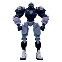Fox Sports NFL OAKLAND RAIDERS Team Cleatus Roboter Action Figur Generation 2.0