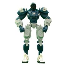 Fox Sports NFL PHILADELPHIA EAGLES Team Cleatus Roboter Action Figur Generation 2.0