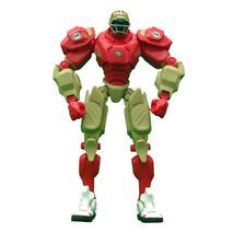 Fox Sports NFL SAN FRANCISCO 49ERS Team Cleatus Roboter Action Figur Generation 2.0