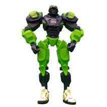 Fox Sports NFL SEATTLE SEAHAWKS Team Cleatus Roboter Action Figur Generation 2.0