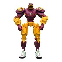 Fox Sports NFL WASHINGTON REDSKINS Team Cleatus Roboter Action Figur Generation 2.0