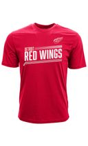 Levelwear NHL HENRIK ZETTERBERG #40 - Detroit Red Wings Icing Player T-Shirt