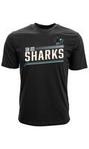 Levelwear NHL JOE PAVELSKI #8 - San Jose Sharks Icing Player T-Shirt