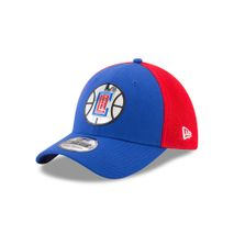 New Era NBA LOS ANGELES CLIPPERS 2017 Authentic On-Court 39THIRTY Stretch Fit Cap