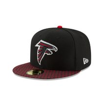New Era NFL ATLANTA FALCONS Authentic 2017 Sideline 59FIFTY Game Cap