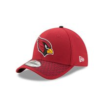 New Era NFL ARIZONA CARDINALS Authentic 2017 Sideline 39THIRTY Stretch Fit Game Cap