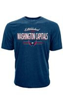 Levelwear NHL WASHINGTON CAPITALS Crowned T-Shirt