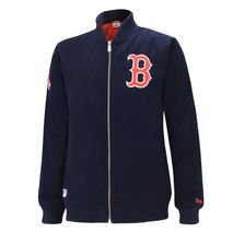 New Era MLB BOSTON RED SOX Team Melton Bomberjacke