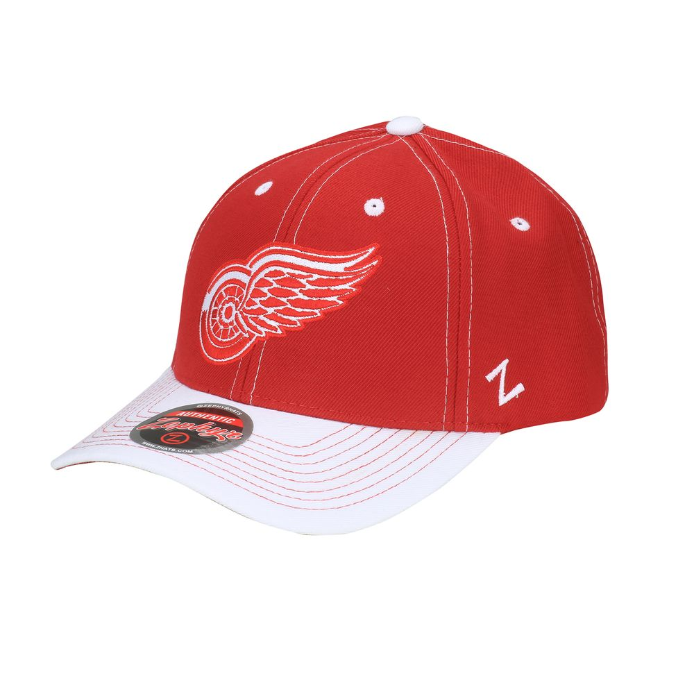 Weitere Wintersportarten Fanartikel Zephyr NHL CHICAGO BLACKHAWKS Staple Adjustable Cap NEU/OVP