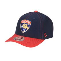 Zephyr NHL FLORIDA PANTHERS Staple Adjustable Cap