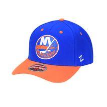 Zephyr NHL NEW YORK ISLANDERS Staple Adjustable Cap